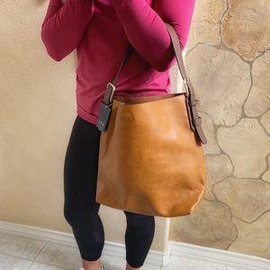 Joy Susan leather purse